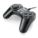 Joystick Multilaser PC USB Preto - JS028
