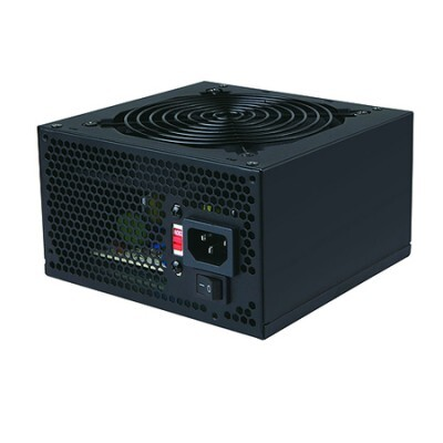 Fonte ATX WiseCase 600W Real - WS-600