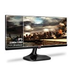 "Monitor LG LED 25"" Full HD UltraWide Dual-Link 2XHDMI - 25UM65"