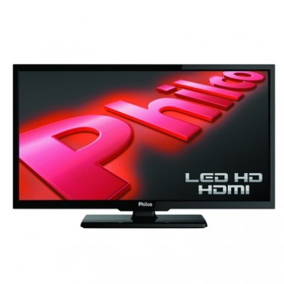 "TV Philco LED 19"" HD Com Conversor Digital HDMI - PH19B16D"