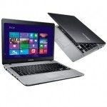 "Notebook Samsung ATIV Book 3 Intel Celeron Dual Core/ 4GB RAM/ HDD 500GB/ Tela LED 14""/ Windows 8.1 - Preto"
