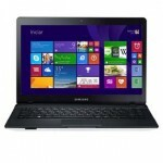 "Notebook Samsung ATIV Book 3 Intel Celeron Dual Core/ 4GB RAM/ HDD 500GB/ Tela LED 14""/ Windows 8.1 - Branco/Preto"