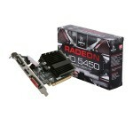 Placa de Video Radeon XFX HD5450 1GB DDR3 - HD545X-ZQH2