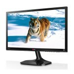"Monitor LG LED 23"" IPS D-Sub, HDMI, Full HD Preto - 23MP55HQ-P"