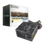 Fonte EVGA 600W 80 Plus Bronze 100-B1-3600-KB