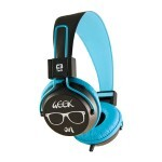 Headphone C3 Tech MI-2358RL Preto/Azul
