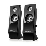Caixa de Som Multilaser 8W RMS Black Piano - SP091