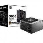 Fonte CoolerMaster 600W - G600 80 Plus Bronze RS600-ACAAB1-WO