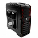 Gabinete C3 Tech Gamer S/Fonte MT-G500 BK