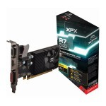 Placa de Vídeo XFX AMD Radeon R7 240D 1GB Low Profile DDR3 R7-240D-ZLF2