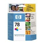 Cartucho HP 78 C6578DL Color 19ML