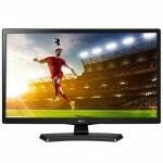"Monitor TV LED LG 23,6"" com Conversor Digital, HDMI, USB - 24MT48DF"