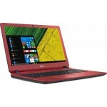 "Notebook Acer ES1-572-575Y Intel Core i5/ 8GB RAM/ HDD 1TB/ Tela LED 15.6""/ DVD-RW/ Windows 10 - Grafite/Vermelho"