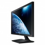 Monitor Samsung Widescreen Full HD LED 21.5´ VGA, HDMI, Série SE310, Preto - LS22E310HYMZD