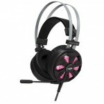 Headphone Gamer C3-Tech USB 7.1 Vulture PH-G710BK