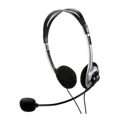 Headset Multilaser Preto PH002