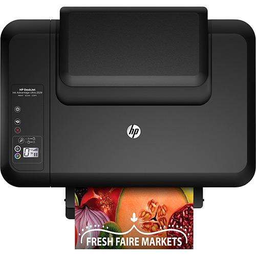 Impressora Multifuncional HP Deskjet Ink Advantage Ultra 2529