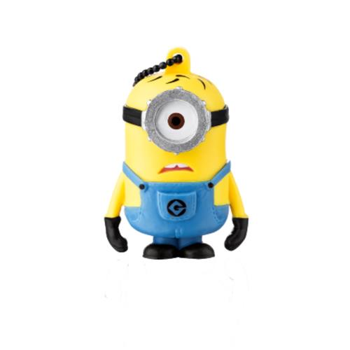 Pendrive Minions Carl 8GB Multilaser - PD094