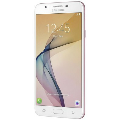 Smartphone Samsung Galaxy J7 Prime G610M/DS Octa Core 1.6Ghz, Android 6.0.1, 13MP, 32GB, Tela 5.5 Leitor Digital, Dual Chip, Desb - Rosa
