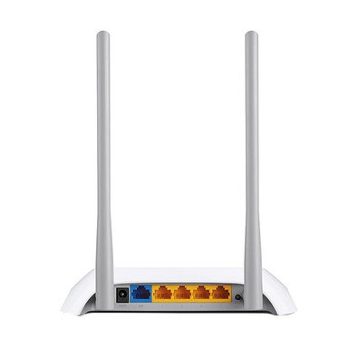 Roteador TP-LINK Wireless N 300Mbps TL-WR849N