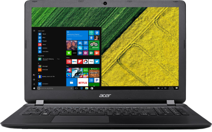 Notebook Acer ES1-572-3562 Intel Core i3/ 4GB RAM/ HDD 1TB/ Tela LED 15.6\\\