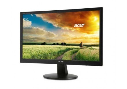 Monitor Acer LED Widescreen 21,5´ Full HD, VGA Preto - E2200HQ