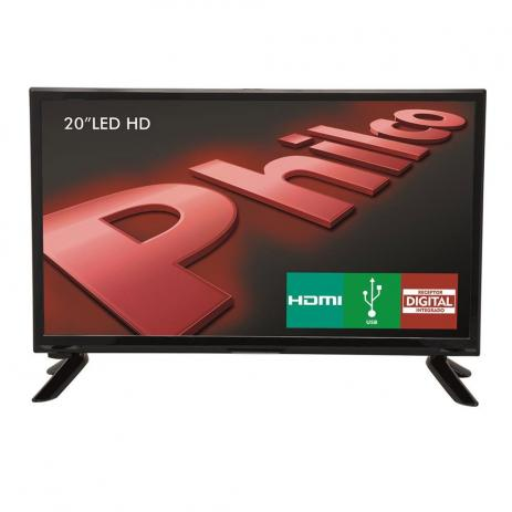 TV Led 20? Philco HD HDMI USB - PH20M91D