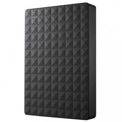 HD Seagate Externo Portátil Expansion USB 3.0 3TB Preto - STEA3000400