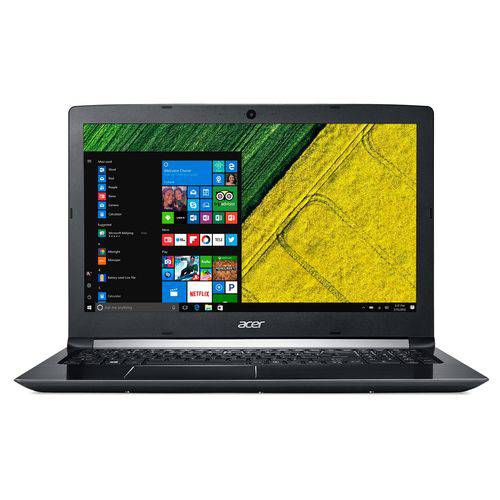 Notebook Acer A515-51-52CT Intel Core i5/ 4GB RAM/ HDD 1TB/ Tela LED 15.6\\\