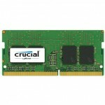 Memória Crucial 4GB 2400Mhz p/ Notebook DDR4 CL17 - CT4G4SFS824A