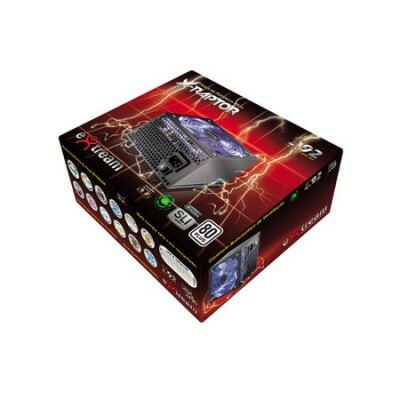 Fonte ATX Extream 750W Real X-Raptor FEX-75P14HE 24 Pinos
