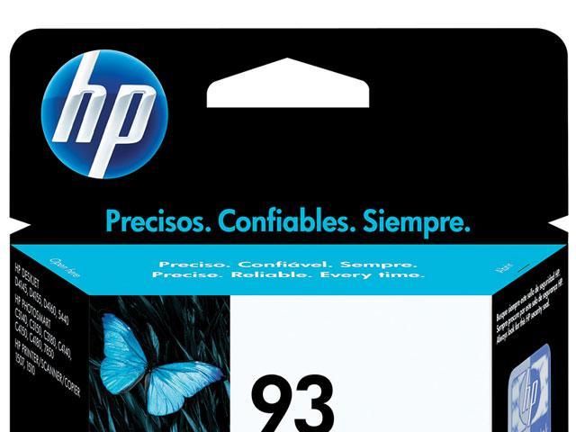 Cartucho HP 93 C9361WB Tricolor 7ML