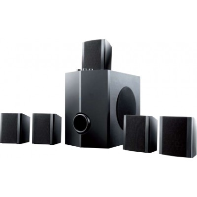 Home Theater 5.1 40W RMS Bivolt SP087 Multilaser