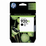 Cartucho HP 920XL Preto 25ML