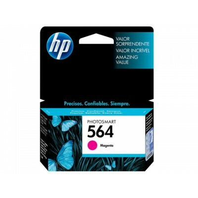 Cartucho HP CB319WL 564 Magenta 3ML