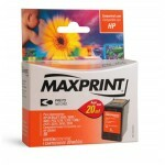 Cartucho Maxprint HP 56 C6656A Preto 20ML
