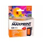 Cartucho de Tinta Preto CB336WL 74XL Maxprint 24ML