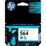 Cartucho HP Ciano 564 CB318WL 3ML