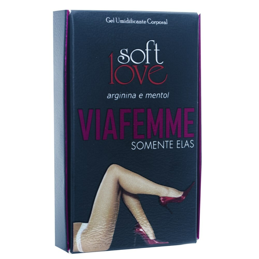 Via Femme Sache Excitante Sensibilizante do Clitoris 6g