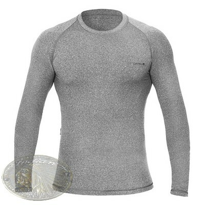 T-shirt ThermoSense Silver Fresh - Curtlo