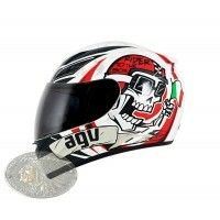 Capacete K-3 Ride To The Bone - AGV