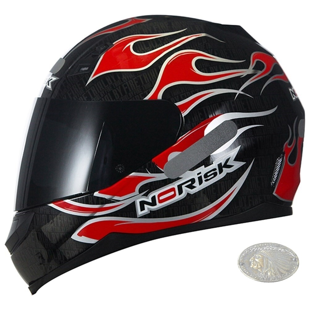 CAPACETE NORISK FF391 TRIAL BY FIRE