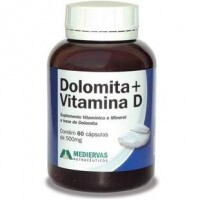 Dolomita + Vitamina D - 500mg