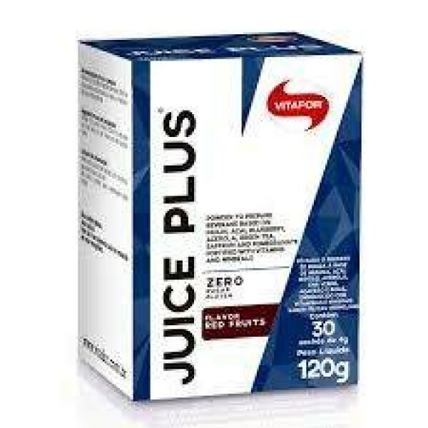 JUICE PLUS 30 SACHÊS DE 4G