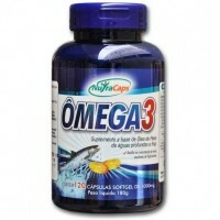 OMEGA 3 NUTRACAPS 120 CAPS DE 1000mg