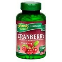 Cranberry 500mg 120 Cápsulas Unilife