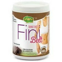 Shake Diet Fini Belt - Chocolate 400gr -Unilife