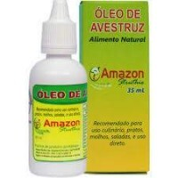 Óleo de Avestruz - 35 ml - Amazon Struthio