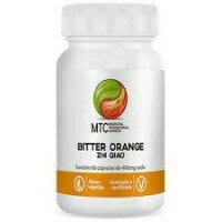 Bitter Orange Zhi Qiao - 60 Cápsulas 400mg - Vitafor