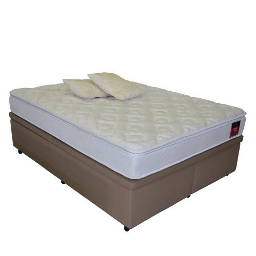 Cama Box Baú Queen Size Courino Bipartida